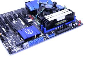 Core i7 4770K Machine de test