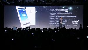 ASUS Computex 2013 fonepad