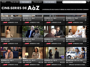 Scandal Canal+