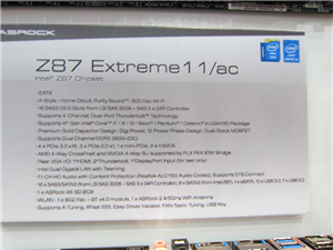 AnandTech Z87 Extreme11/ac