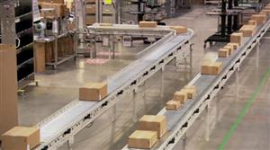 Amazon logistique site