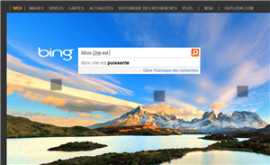 Xbox One Bing Google
