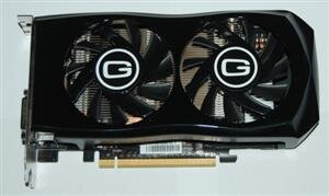Gainward GeForce GTX 650Ti Boost 2 Go GS