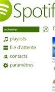 Spotify Windows Phone 8