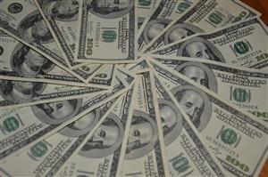 dollars argent