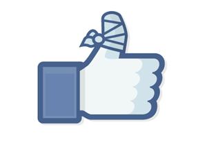 pouce facebook