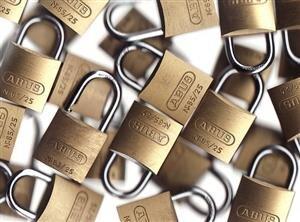 sécurité cadenas
