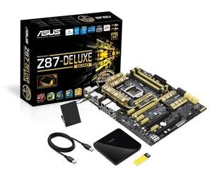 ASUS Z87 Deluxe/Quad