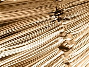 papiers dossiers