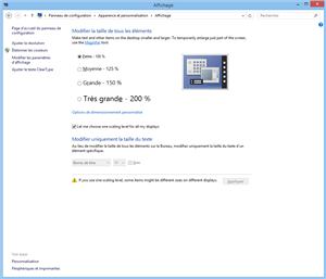 Windows 8.1 Public Preview DPI Scaling