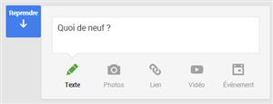 Google+ retour