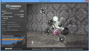 Ivy Bridge-E CineBench loupé 3.7 GHz