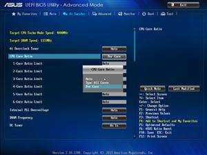 ASUS X79 Deluxe UEFI