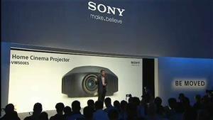 Sony IFA vidéoprojecteur 4K