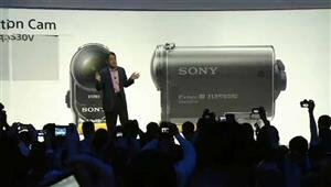 Sony IFA Handycam