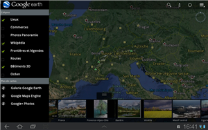 Google Earth 7.1.2 Android
