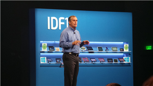 Intel IDF 2013 Keynote Day 1