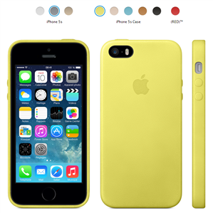 Coques iPhone 5S