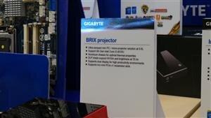Gigabyte Brix II IDF 2013