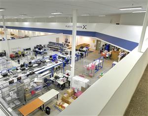 Moto X usine Texas
