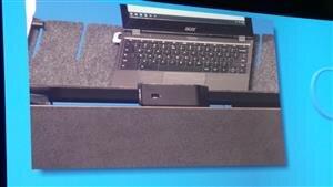 Intel IDF Day 2 Chromebook