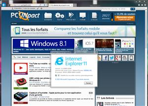 IE11 Windows 7