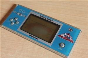Game & Watch Nintendo