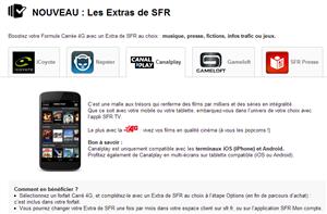 SFR Extra