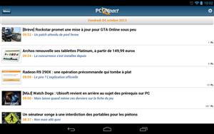 Chrome Android 31 beta