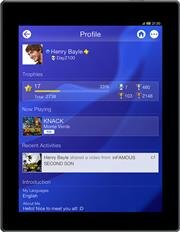 Application PlayStation