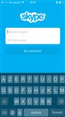 skype ios7
