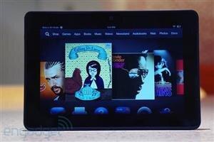 Kindle HDX 7 Engadget