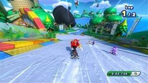 Mario et Sonic aux Jeux Olympiques de Sotchi 2014