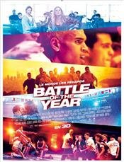 Battle of the Year affiche