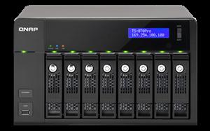 QNAP TS-x70 Pro