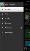 SmartGlass Xbox One