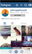 Instagram Windows Phone 8