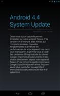 Android 4.4 Nexus 7 2012
