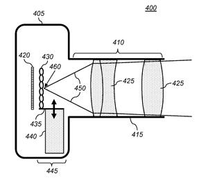apple brevets