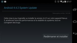 Android 4.4.2 Nexus 5