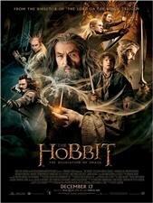 Affiche Le Hobbit Désolation Smaug