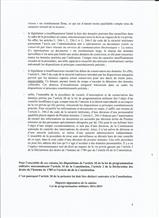 Saisine UMP UDI loi de programmation militaire