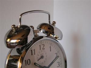 réveil temps horloge