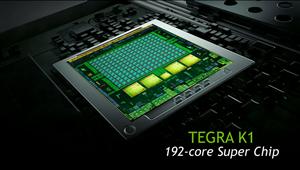 NVIDIA CES 2014 Tegra K1