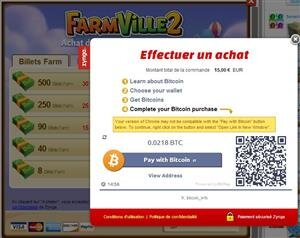 Bitcoin Zynga