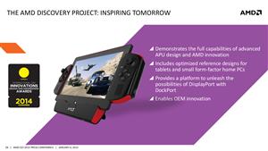 AMD Beema Mullins CES 2014