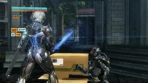 Metal Gear Rising Revengeance MGS