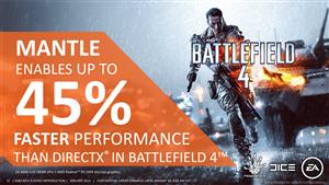 AMD Mantle Performances