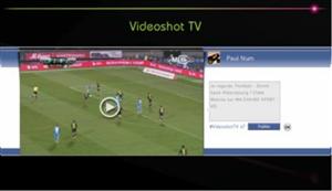 Numericable VideoShotTV Restart