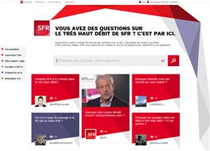 Tout sur le réseau SFR